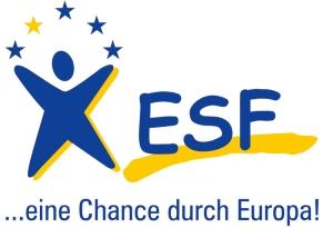 Europäischer Sozialfonds. Investition in Ihre Zukunft.